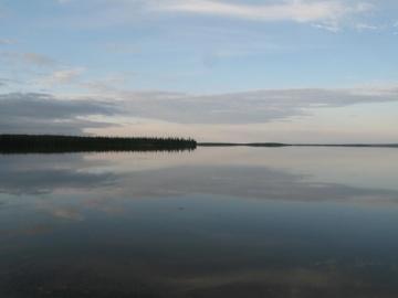 Зеркало (Ловозерье 2009)