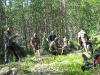Подготовка к маршу (Хибины 2006)