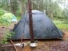 Дождь  (Хибины 2005)