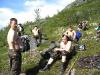 Обед на жаре (Хибины 2005)