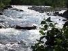 Река  (Хибины 2005)