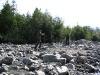 Река камней  (Хибины 2005)