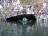 Грот и лодка (Рускеала 2007)