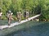 Бой на мосту (Хибины 2005)